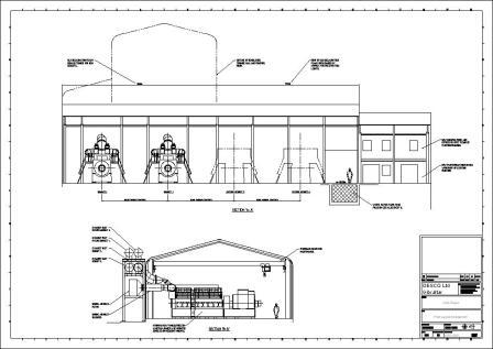 OESCO site drawing 2
