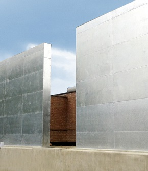 Durasteel barrier